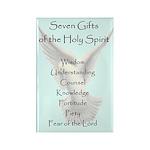 Holy Spirit Rectangle Magnet (10 pack)