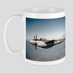 P-38 In Flight Mug