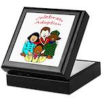 Celebrate Adoption Kids Keepsake Box