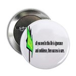 """Key to Success 2.25"""" Button (100 pack)"""