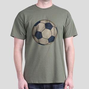 Fabric Soccer Dark T-Shirt