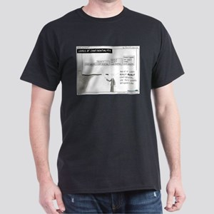 Levels of Confidentiality Dark T-Shirt