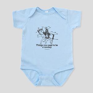 The Cowboy... Infant Bodysuit