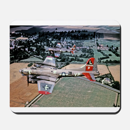 Beautiful B-17 Mousepad
