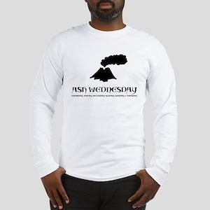 Iceland Volcano Long Sleeve T-Shirt
