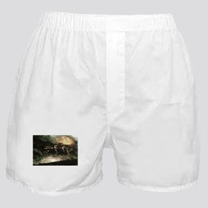 Woden today and ever Boxer Shorts