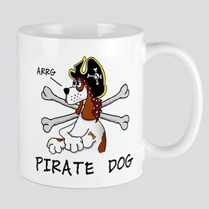 PIRATE DOG Mug