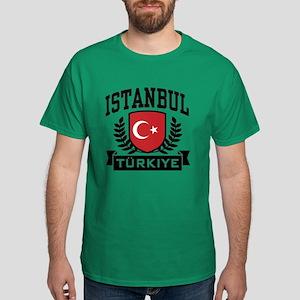 Istanbul Turkiye Dark T-Shirt