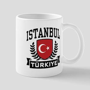 Istanbul Turkiye Mug