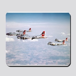 B-17 Formation Mousepad