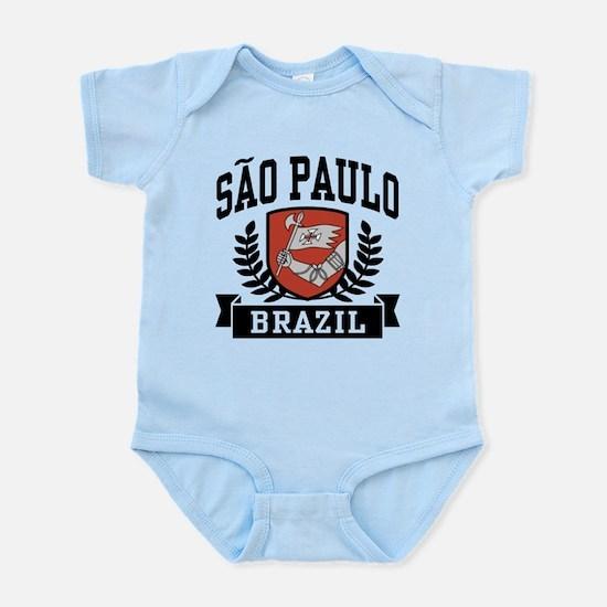 Sao Paulo Brazil Infant Bodysuit
