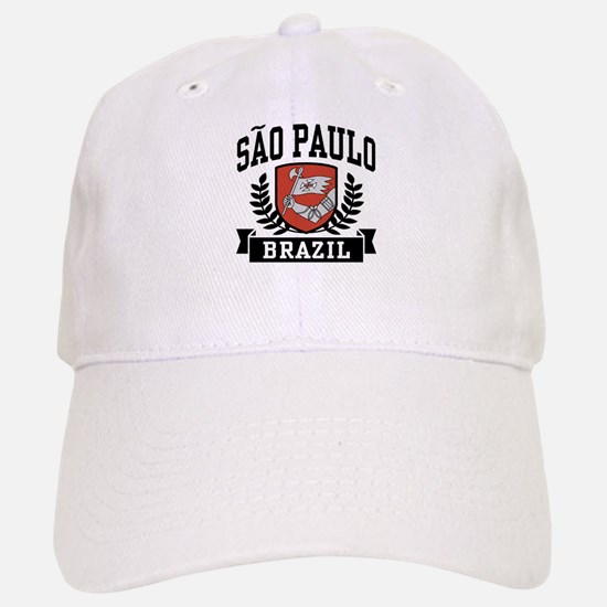 Sao Paulo Brazil Baseball Baseball Cap