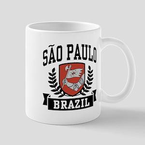 Sao Paulo Brazil Mug
