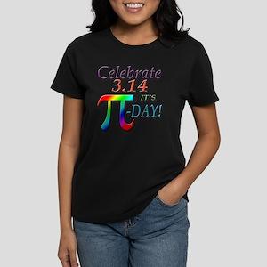 Pi Day Women's Dark T-Shirt