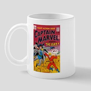 $14.99 Capt (SPLIT!) Marvel Mug