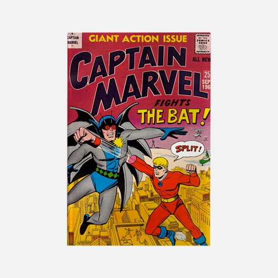 $4.99 Capt (SPLIT!) Marvel Magnet