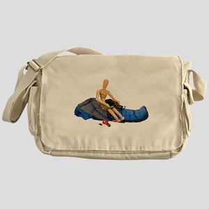 Camping050809 Messenger Bag