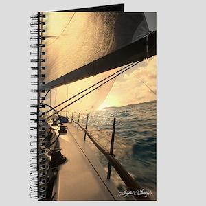 Sunset Sailing Journal