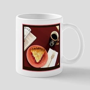 Cherry Pie and Coffee Mug