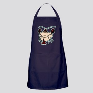 Lobster Flash Apron (dark)
