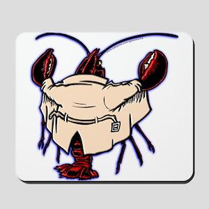 Lobster Flash Mousepad
