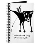 The Bad Black Dog Journal