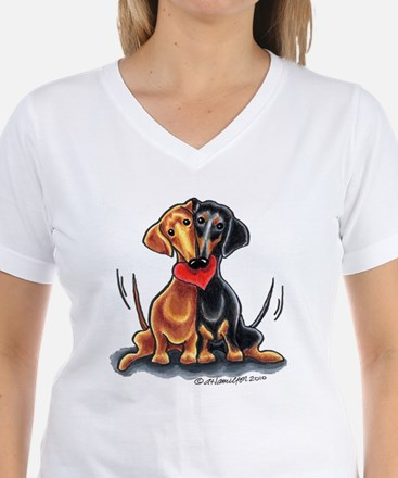 Smooth Dachshund Lover Shirt