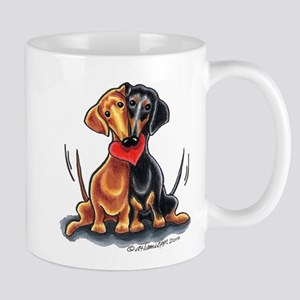 Smooth Dachshund Lover Mug