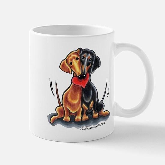Smooth Dachshund Lover Mug