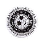 """Guild of Jewish Mothers 3.5"""" Button"""