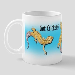 Got Crickets Gecko Mug Mug