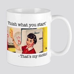 'Snitch' Ceramic Mug