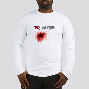 cardiac nurse Long Sleeve T-Shirt
