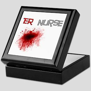 cardiac nurse Keepsake Box