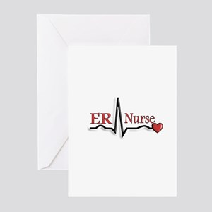 cardiac nurse Greeting Cards (Pk of 20)