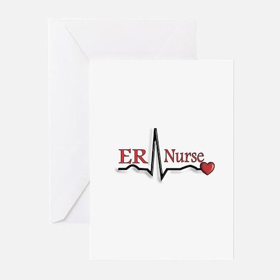 cardiac nurse Greeting Cards (Pk of 20)