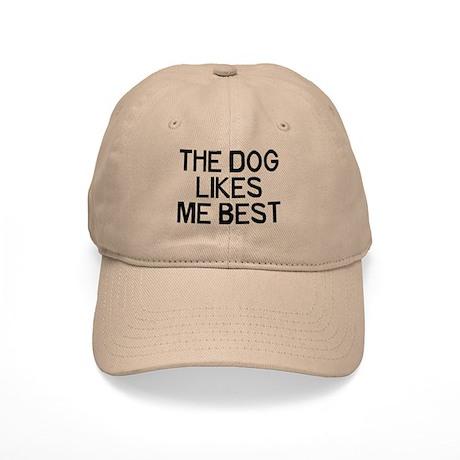 The Dog Likes Cap