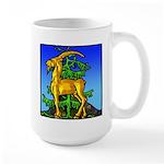 Large Capricorn Mug