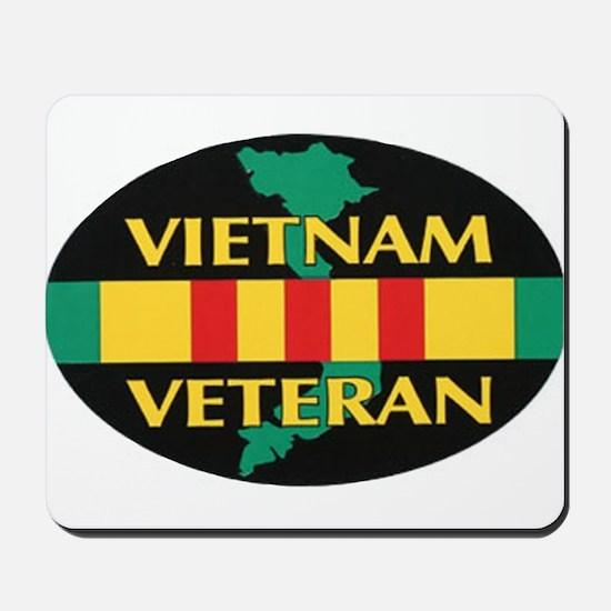 Vietnam Veteran Mousepad