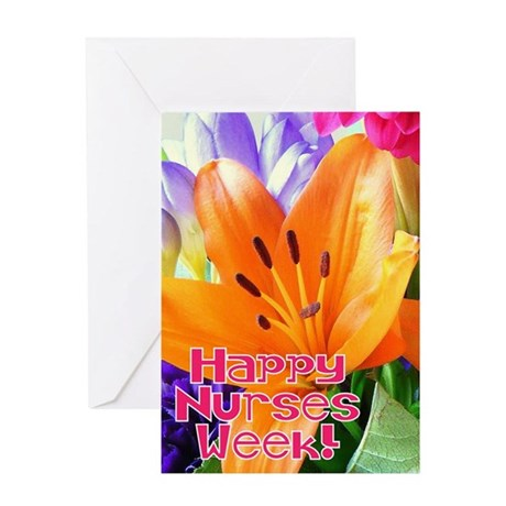 Happy Nurses Week Greeting Card