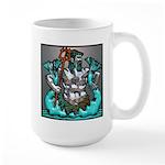 Large Aquarius Mug