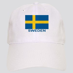 Swedish Flag (w/title) Cap