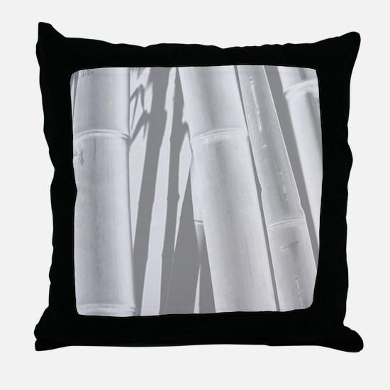 Bamboo Series Throw Pillow