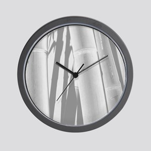 Bamboo Series Wall Clock
