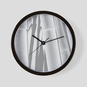 Bamboo Series Wall Clock