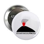 "Eyjafjallajokull 2.25"" Button (100 pack)"