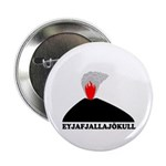 "Eyjafjallajokull 2.25"" Button (10 pack)"