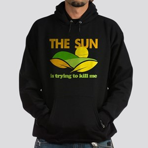 Sun Kill Me Environment Hoodie (dark)