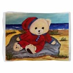 Chef Cappy's Beach Vacation Pillow Sham