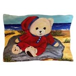 Chef Cappy's Beach Vacation Pillow Case